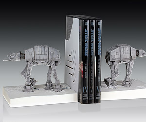 Gentle Giant AT-AT Mini Bookends