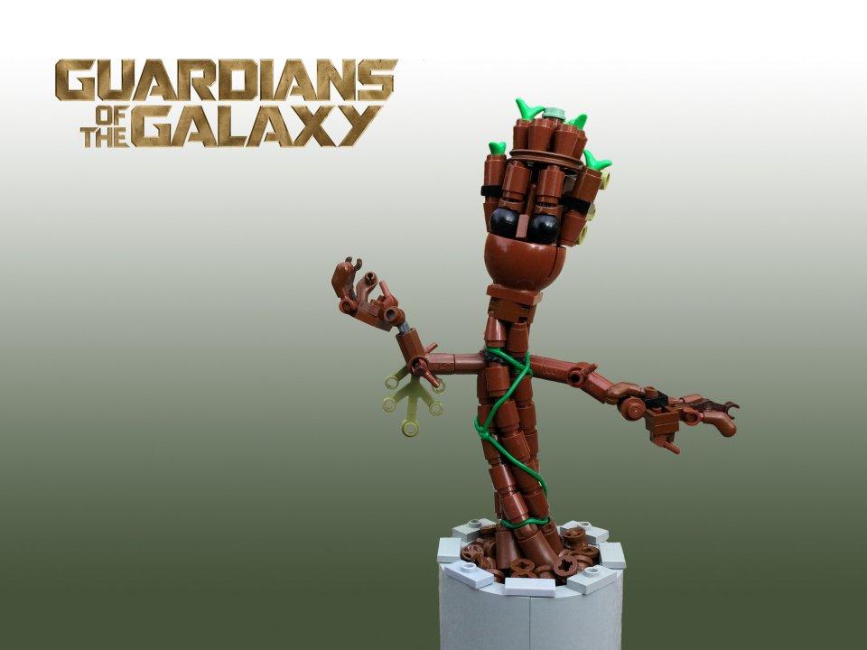 LEGO Baby Groot