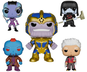 More Guardians of the Galaxy Funko Pop! Figures