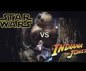 Indiana Jones vs. The Roller Droid