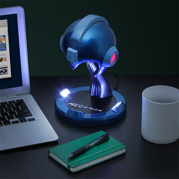 Mega Man Desk Lamp