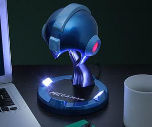 Mega Man Desk Lamp