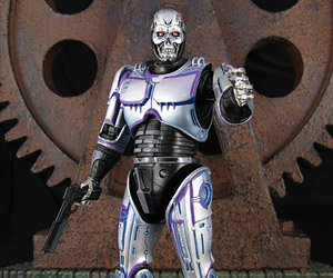 Terminator Meets Robocop in Epic Action Figure Mashup