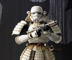 Official Pics of Bandai Samurai Stormtrooper Figure