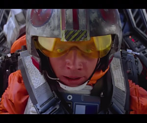 Star Wars VII Trailer Remade with Classic Footage