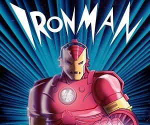 Iron Man Meets Metropolis