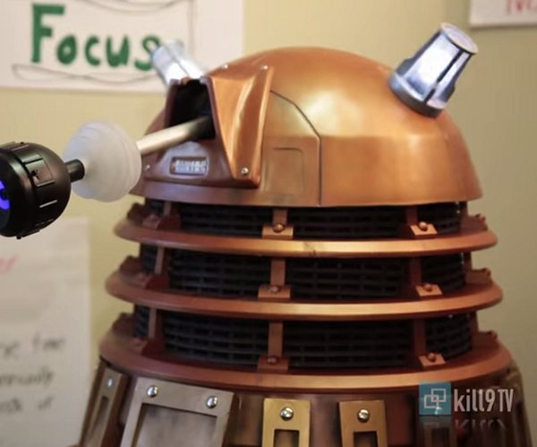 Dalek Gary: A Doctor Who Parody Web Series