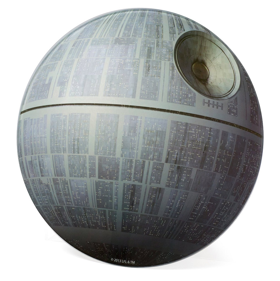 Death Star Cutting Board & Worktop Saver