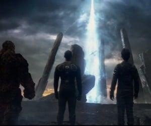First Teaser Trailer for Fantastic Four Reboot