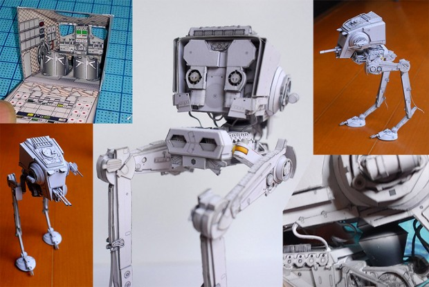 incredible_papercraft_spaceship_models_8