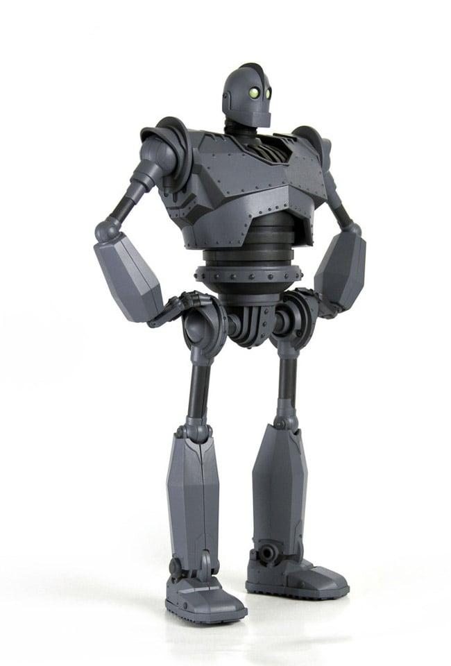 The Iron Giant Deluxe Action Figure Mightymega
