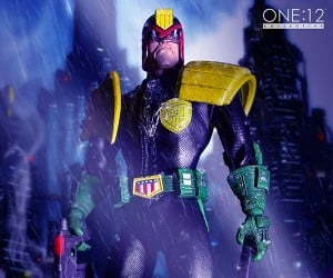 One:12 Collective Judge Dredd Action Figure