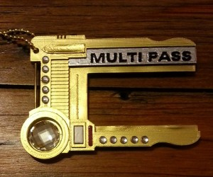 Turn Your Drivers License into a MultiPass