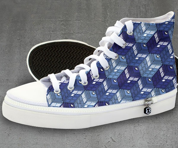 Doctor Shoe Hi-tops