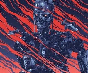 Amazing Terminator Poster Art