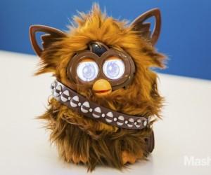 Chewbacca + Furby = Furbacca