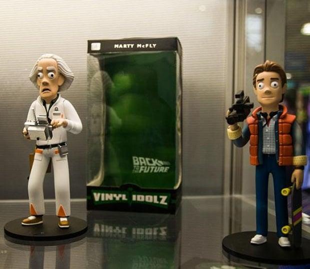 Back To The Future 30th Anniversary Toys Mightymega