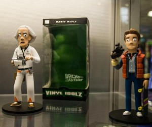 Back to the Future 30th Anniversary Toys