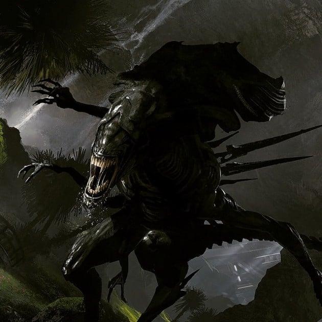 Neill Blomkamp's Alien Will Ignore Alien 3 and Resurrection