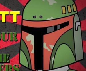 Boba Fett Hunts Down Videogame Characters