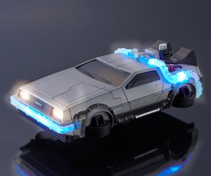 DeLorean Time Machine iPhone 6 Case