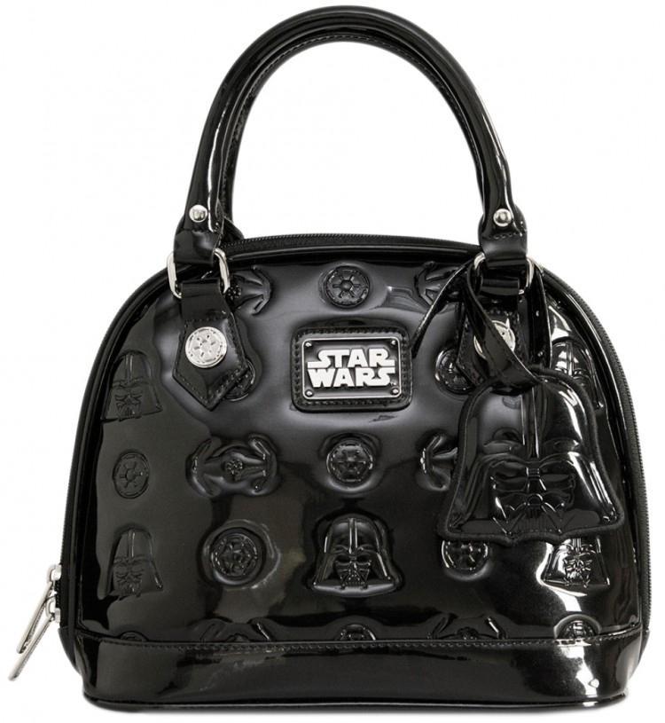 Star Wars Darth Vader Darkside Mini Black Purse