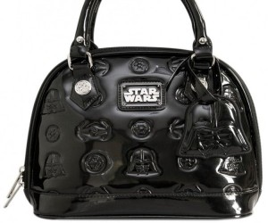 Star Wars Darth Vader Darkside Mini Black Purse
