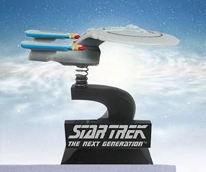 Star Trek: TNG U.S.S. Enterprise Monitor Mate