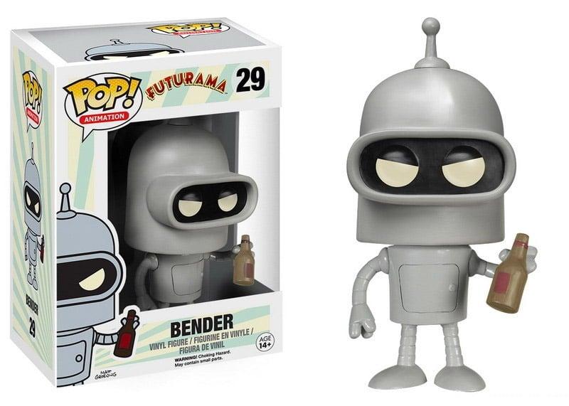 Good News Everyone!.. Funko Pop! Futurama Figures