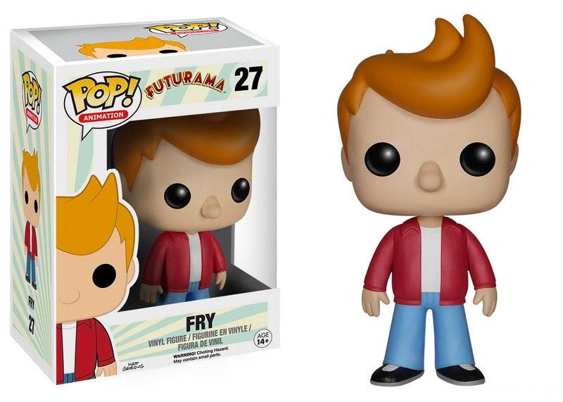 Good News Everyone Funko Pop Futurama Figures Mightymega