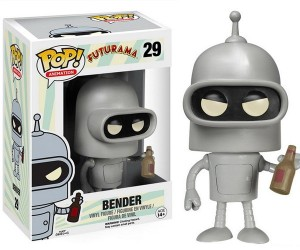 Good News Everyone!.. Funko Pop! Futurama Figures