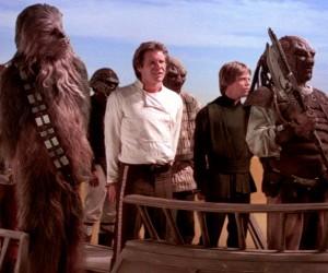 """Return of the Jedi Deleted Scene: """"The Sandstorm"""""""