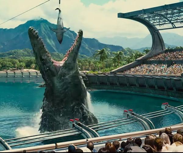 Jurassic World: Super Bowl Trailer