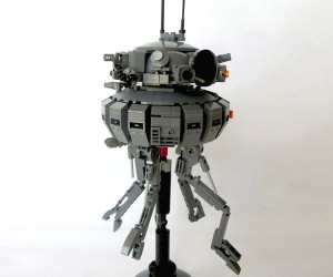 LEGO Probe Droid Hovers around LEGO Ideas