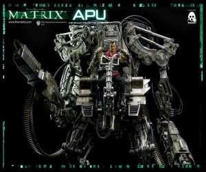 Matrix 1/12th Scale Armored Personnel Unit