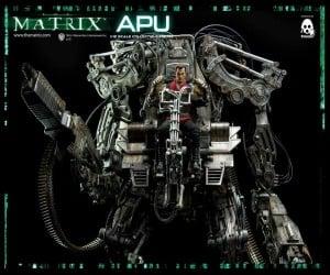 Matrix 1/12th Scale Armored Personnel Unit