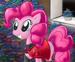 My Little Pony x Star Trek: The Final Frontier is Magic