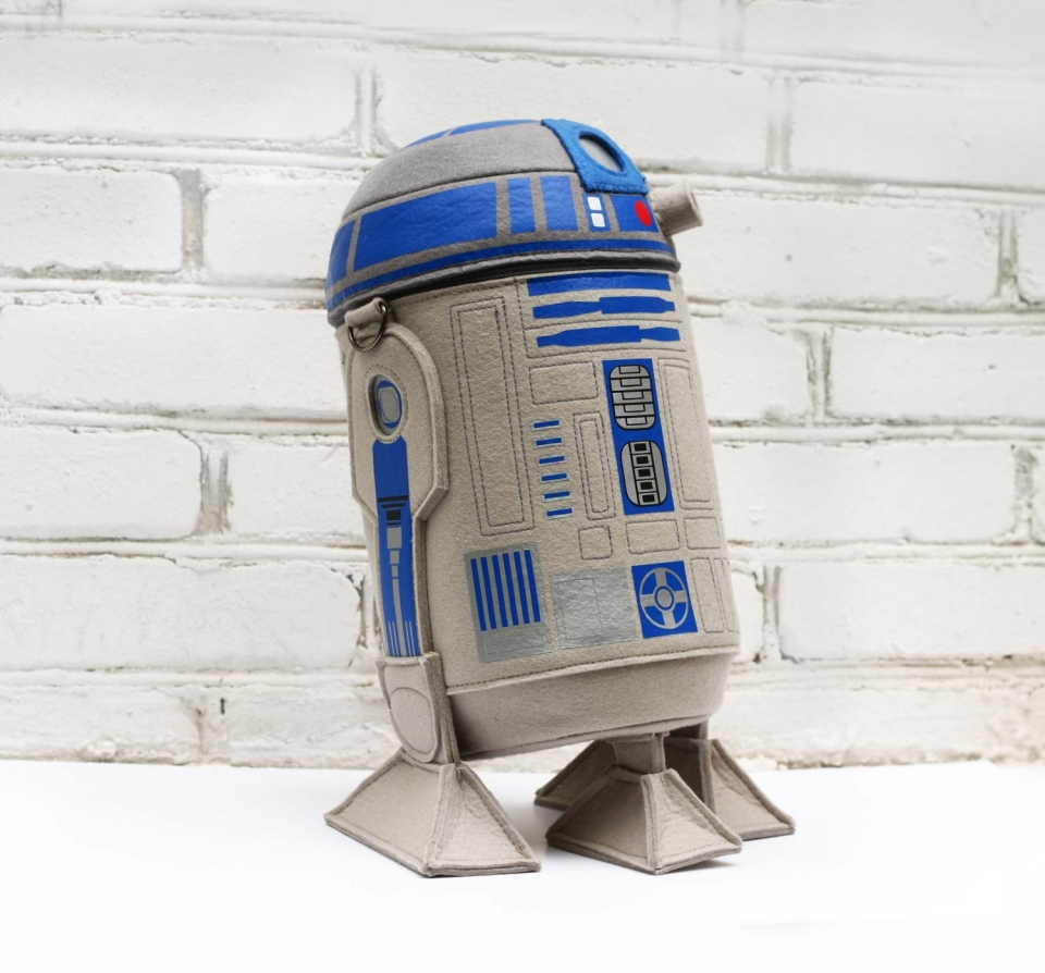 Star Wars Felt R2-D2 Droid Purse
