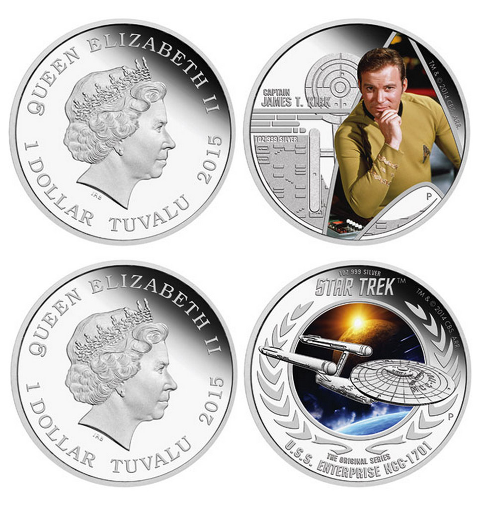 Real World Star Trek Currency