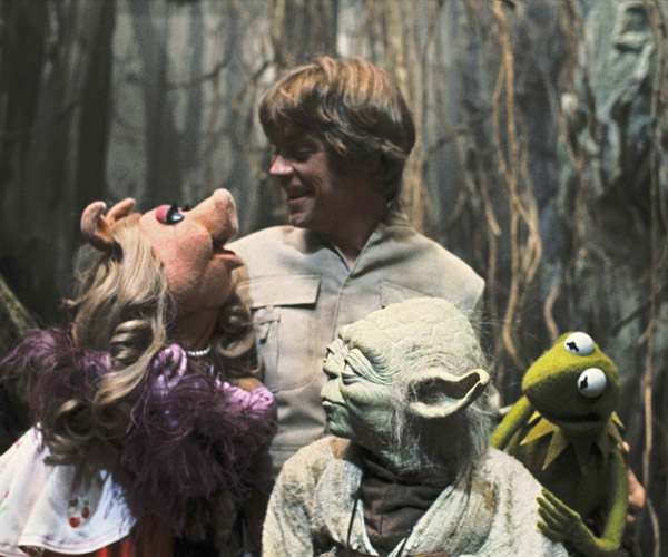 When the Muppets Visited Dagobah