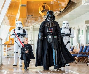 Get Ready to Take a Star Wars Cruise