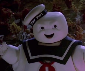 Art of the Scene: Stay-Puft Marshmallow Man
