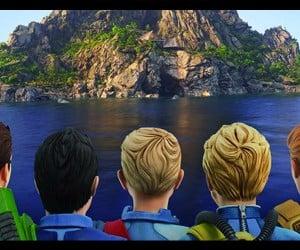 Thunderbirds Are Go!: The World