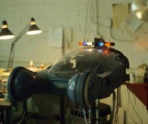 Behind-the-Scenes Images of Blade Runner Models