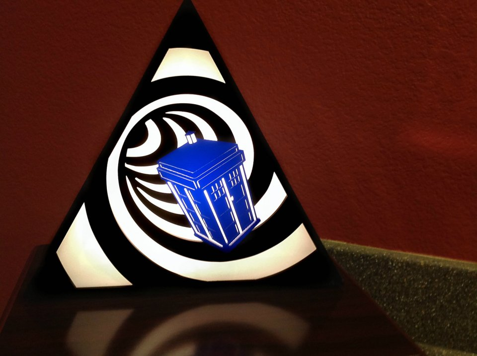 Doctor Who TARDIS Projector Lamp