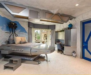 Mansion with Empire Strikes Back Bedroom for Sale