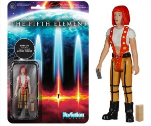 Funko ReAction The Fifth Element Figures