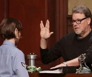 Nerd Court Starring Jonathan Frakes