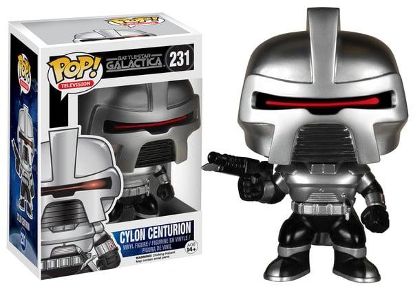 Funko Pop Battlestar Galactica Classic Figures