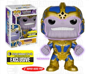 Funko Pop! Thanos Glows in the Dark